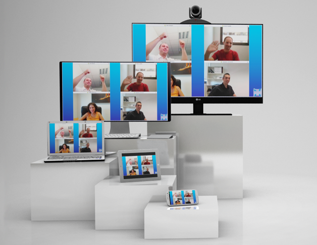 Universal video conferencing