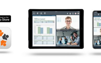 New iOS Tixeo App: for safer videoconferencing