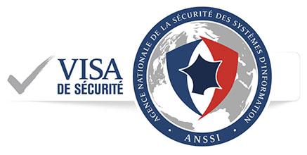 Visa de la Sécurité par l'ANSSI