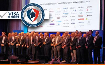 The Tixeo Secure Videoconferencing receives the ANSSI security Visa by the French National Cybersecurity Agency