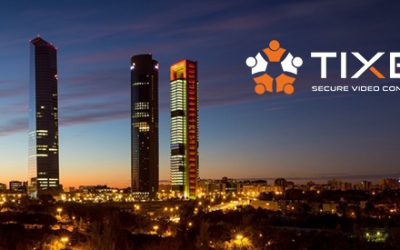 Tixeo opens a new office in Madrid and offers its secure videoconferencing solution for the Spanish market