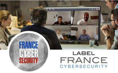 TIXEO obtains the 2019 France Cybersecurity Label for its secure video conferencing offer