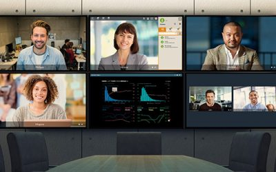Tixeo offers telepresence to all its customers