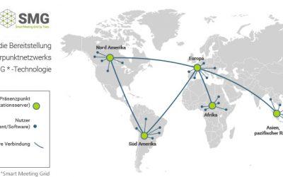 Tixeo bringt seine Smart Meeting Grid – Technologie auf den Markt und vereinfacht die globale Bereitstellung seiner sicheren Videokonferenzen