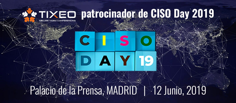 TIXEO cisoday 2019