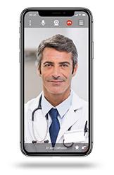 Smartphone TIxeoCare Télémédecine