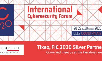 Tixeo, Silver Partner de FIC 2020