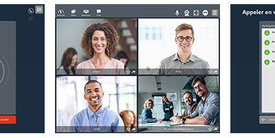 Tixeo ist mit neuer Version seiner sicheren Videokonferenz-Software auf dem Markt. Benutzerfreundlichkeit und Interoperabilität der Lösung nochmals gesteigert