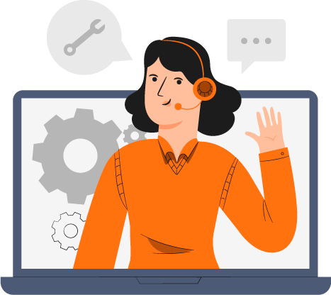 Customer support - Contact video conferencing expert