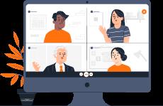 Exploitez le potentiel de la vidéo-collaboration Tixeo