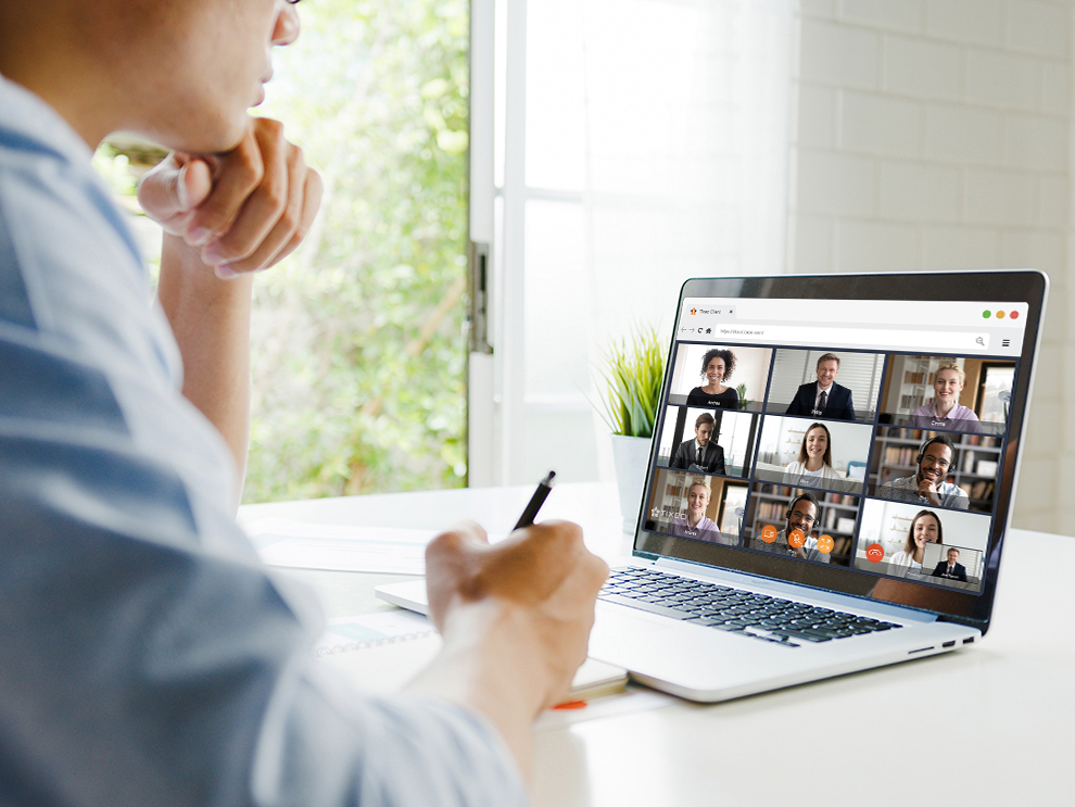 Join a meeting from your web browser