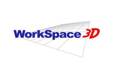 WorkSpace3D's release
