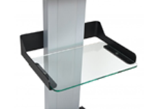 Glass shelf (included)