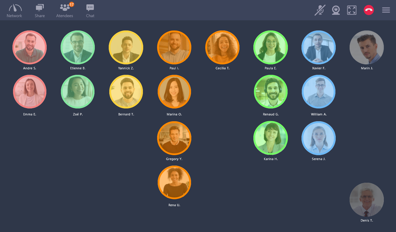 Combine your discussion groups easily
