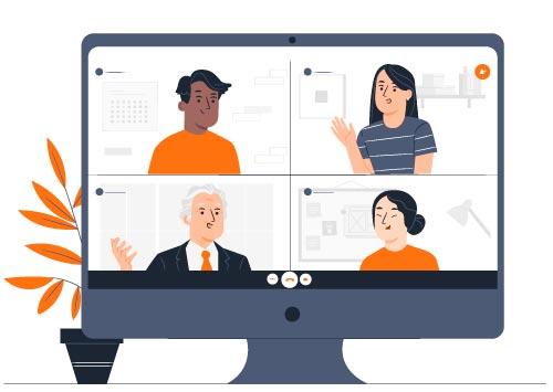 Vidéo-collaboration avancée