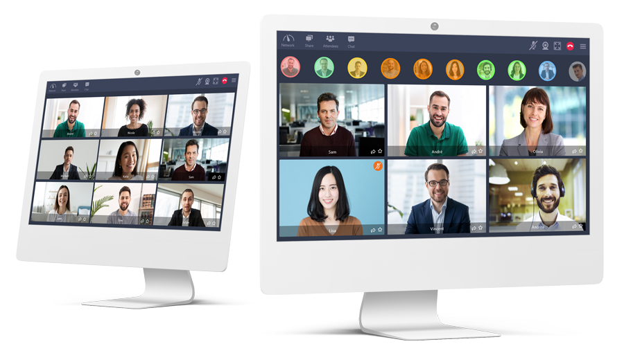 The most secure video conferencing on the market