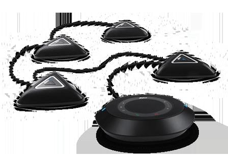 Zusätzlicher Lautsprecher - Videokonferenzanlage VideoTouch Compact