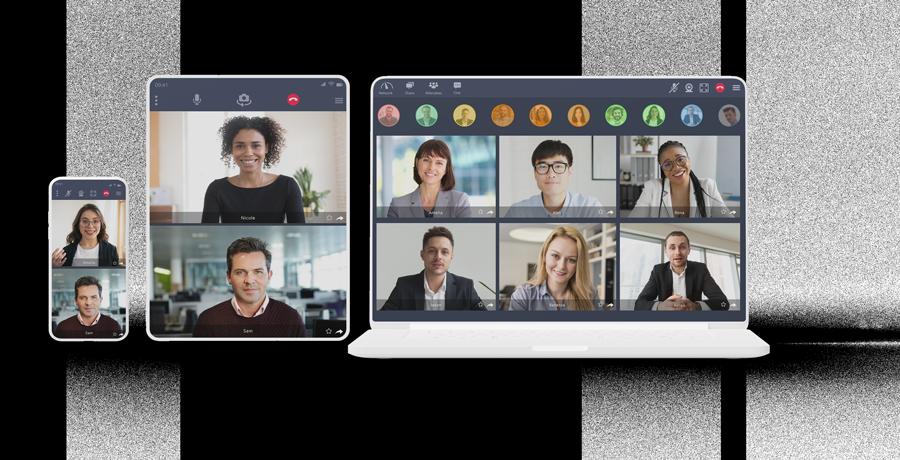 La videoconferencia más segura del mercado