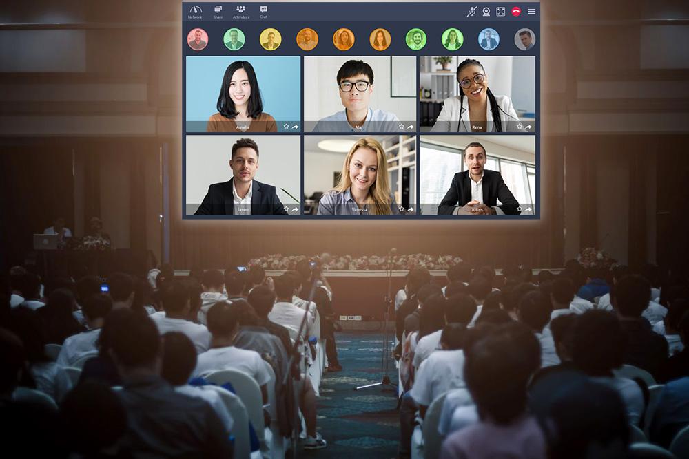 Conferencias, reuniones oficiales