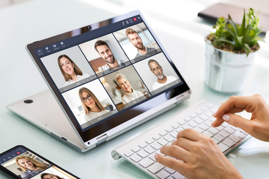Full safety for your video conference meeting