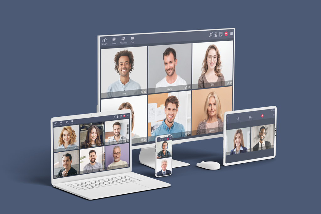 A wide range of features for simple, yet confidential collaboration - Screen sharing video conferencing & NextGen video collaboration - Tixeo