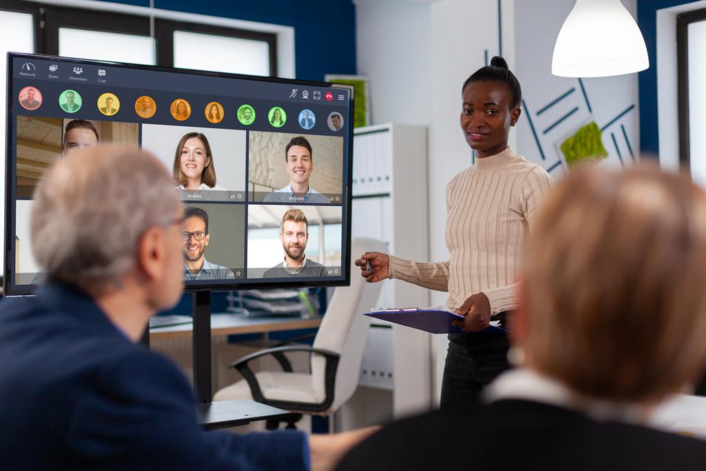 Advanced video collaboration