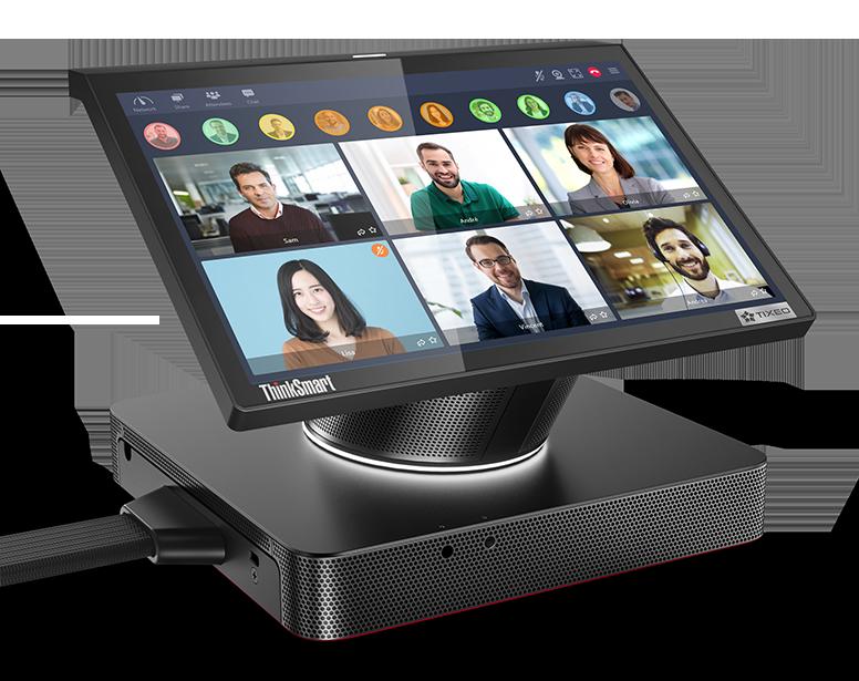 Hochauflösendes Touch-Panel - Videokonferenzanlage VideoTouch Compact