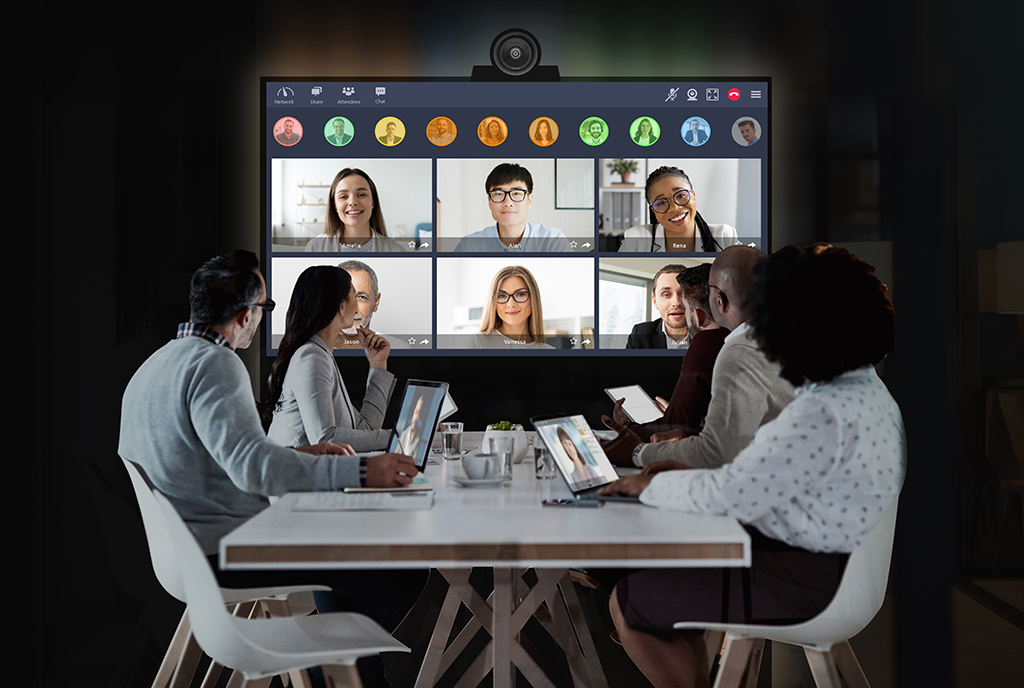 Tixeo's secure video conferencing