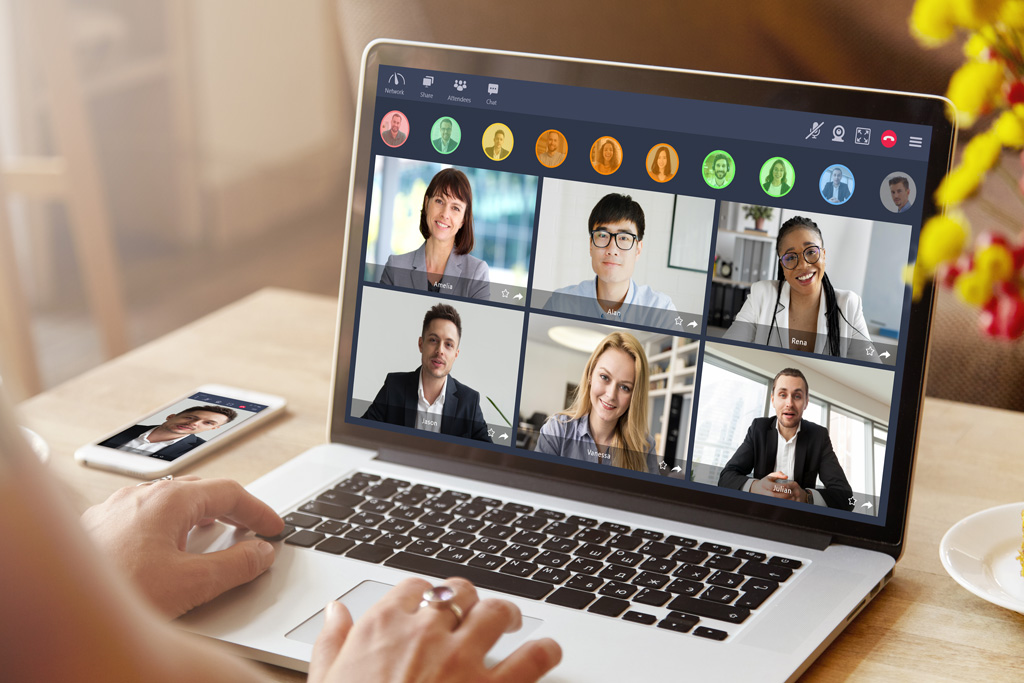 la Videoconferencia universal Tixeo