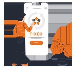 Aperçu de la technologie Tixeo - Tixeo